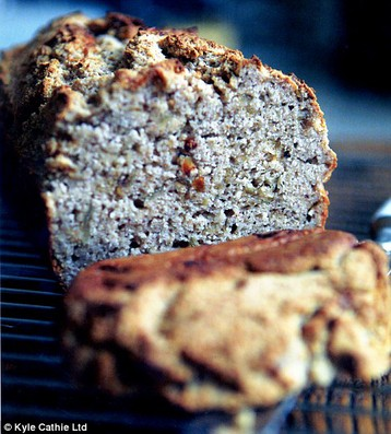 Phil Vickery's Gluten Free Chestnut and Roasted Onion Bread