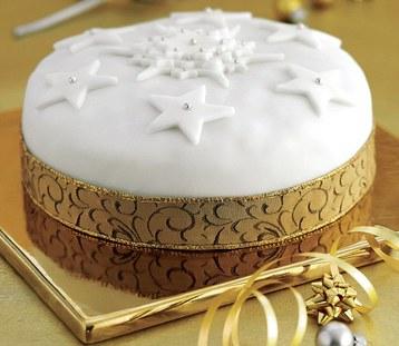Jo Pratt S Easy Christmas Cake Recipe Mydish
