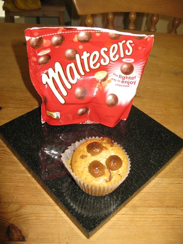 Magic Malteser Muffins