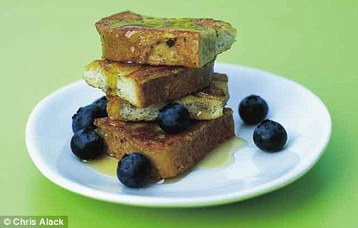 Dr Woodson Merrell's French Toast