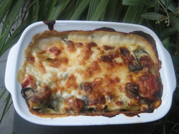Recipe Roasted Vegetable Lasagne - mydish