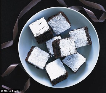 Annie Bell's Fab Double Chocolate Brownies