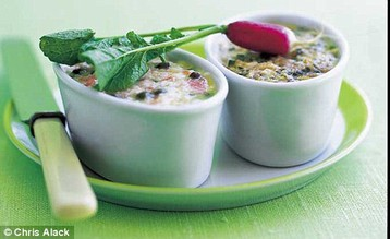 Annie Bell's Potted Sandwich Savouries