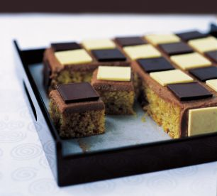 Recipe Annie Bell's Chocolate Chequer Cake - mydish
