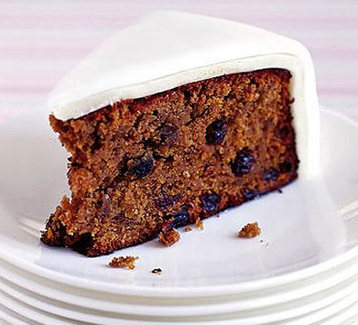 Recipe Farmhouse Fruit Cake - mydish