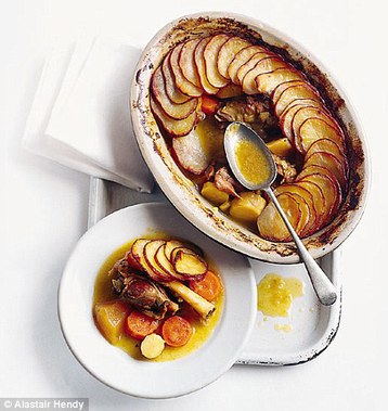 Alastair Hendy's Lamb Hotpot