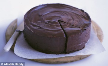 Alastair Hendy's Chocolate Orange Truffle Cake