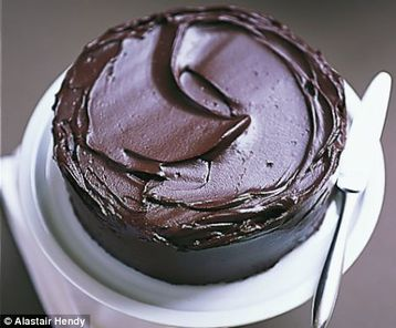 Alastair Hendy's Cardamom Coffee Mud Cake