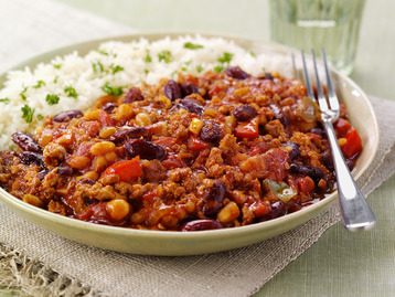 Recipe Turkey Chilli - mydish