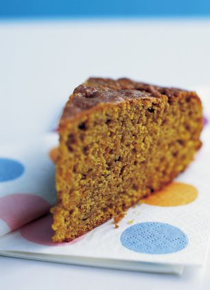 Charlotte Hume's Carrot Cake with Polenta