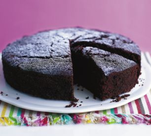 Charlotte Hume's Beetroot and Chocolate Cake