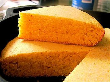 Recipe True Southern Corn Bread - mydish