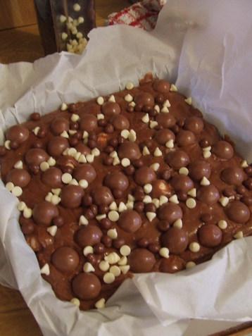 Recipe Maltesers Fudge Mydish