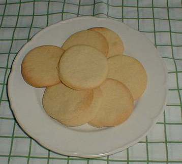 Tudor Wafer Biscuits with A Yummy Twist!
