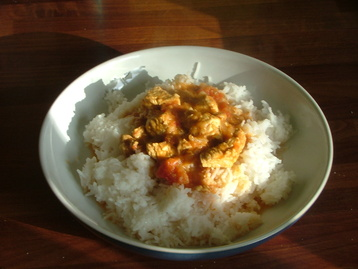 Recipe Turkey Curry - mydish