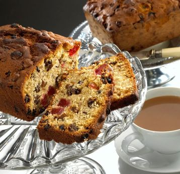 St Helen S Farm Quick And Easy Fruit Cake Recipe Mydish