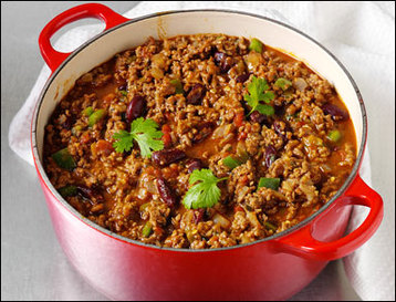 Recipe Gorgeous! Chilli Con Carne! - mydish