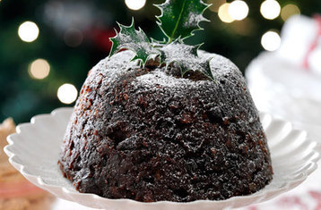 Fay Ripleys Christmas Pudding