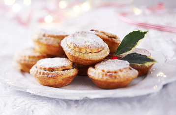 Classic Christmas Mince Pies