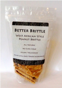 West African Peanut Brittle