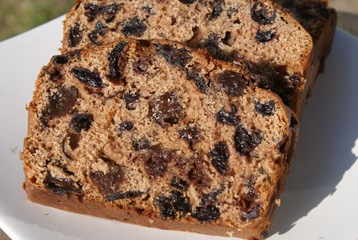 Easy fruit tea loaf recipe mydish for Easy fruit tea recipe