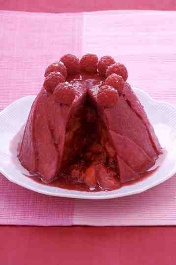 Nick Nairn's Good Natured Summer Pudding