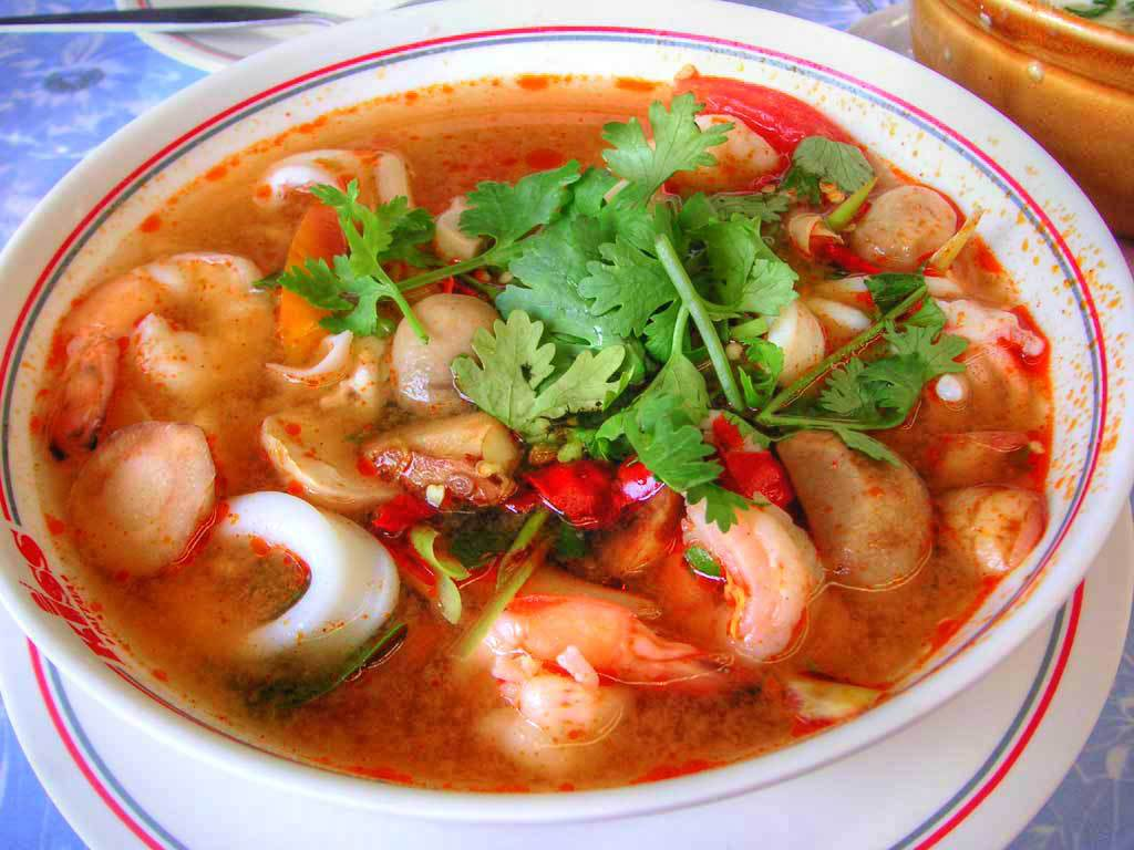 Hot And Sour Prawn Soup Recipe MyDish