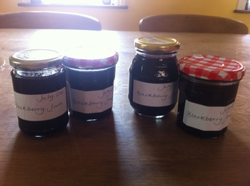 Recipe Blackberry Jam - mydish