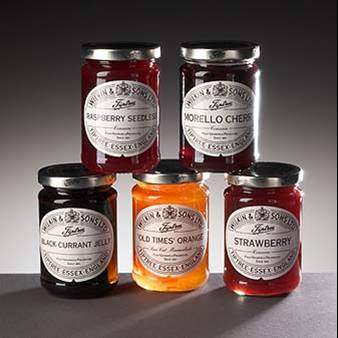 Loganberry Jam And Other Varieties Of Jam Recipe Mydish