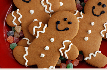 Gingerbread Men recipe | MyDish