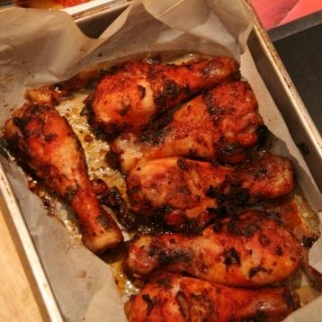 Tandoori Chicken Drumsticks Recipe Mydish
