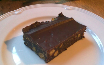 Chocolate Biscuit Cake Delia Smith