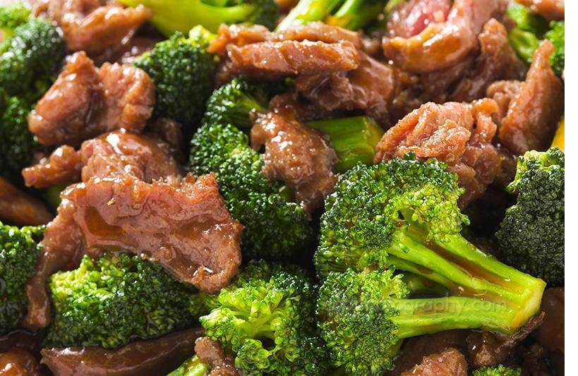 Beef with Broccoli recipe | MyDish
