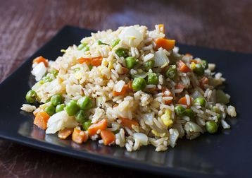 Recipe Egg Fried Rice - mydish