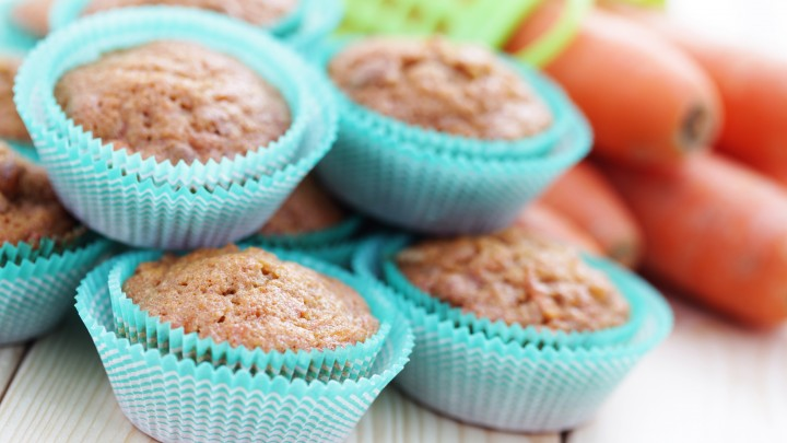 Recipe Healthy Carrot Cake Muffins - mydish